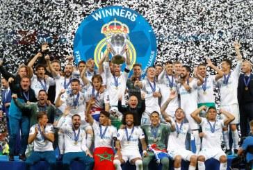 Fotbal: Real Madrid a castigat pentru a treia oara consecutiv Liga Campionilor, dupa 3-1 cu Liverpool (VIDEO)