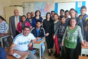 Campanie de prevenire a violentei in scoli din Coltau si Remetea Chioarului