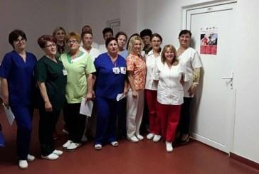 Actiunea de donare de sange continua la Spitalul Judetean Baia Mare