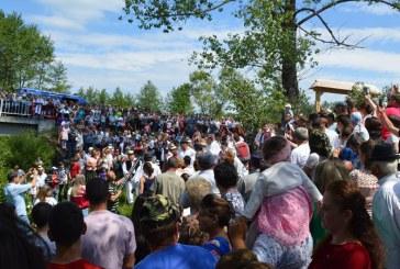 Spectacol si voie buna la Tanjaua Hotenarilor, ajunsa la 50-a editie (FOTO)