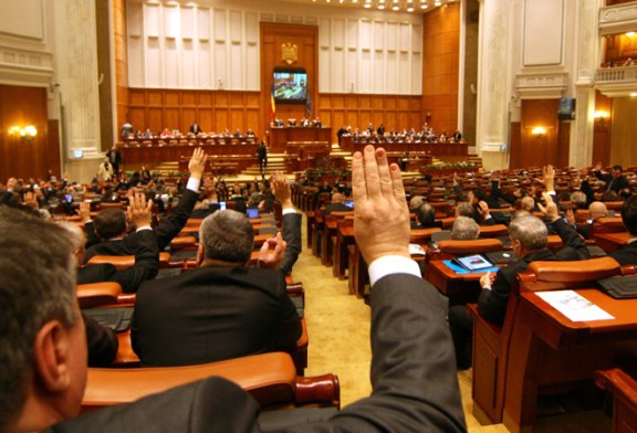 Camera Deputatilor a adoptat legea prin care sunt abrogate pensiile speciale, inclusiv ale magistratilor