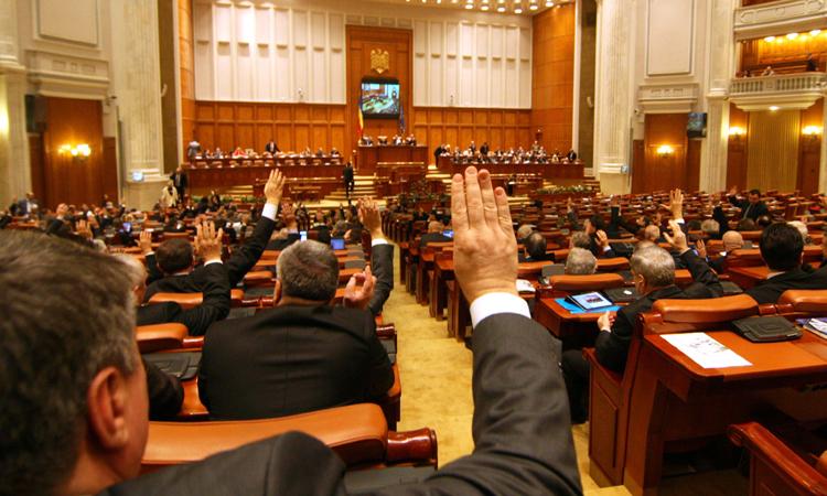 Parlamentul a adoptat proiectul legii bugetului de stat pe 2019