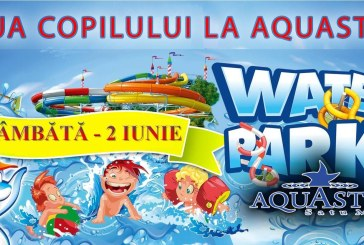 SAMBATA, 2 iunie – Ziua Copilului la Aquastar