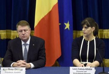 Iohannis: Solicit Sectiei clarificarea rapida a situatiei in ceea ce priveste dosarul pe numele lui Kovesi