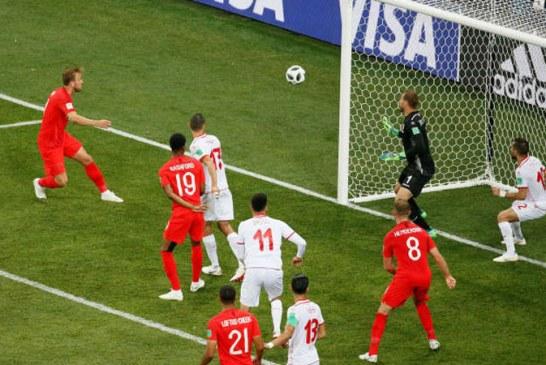 Fotbal – CM 2018: Anglia a invins greu Tunisia, cu 2-1