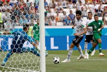 Fotbal – CM 2018: Arabia Saudita – Egipt 2-1, in Grupa A