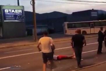 Violente in Baia Mare: Trei persoane arestate preventiv si una retinuta