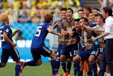 Fotbal – CM 2018: Columbia, invinsa neasteptat de Japonia, cu 2-1