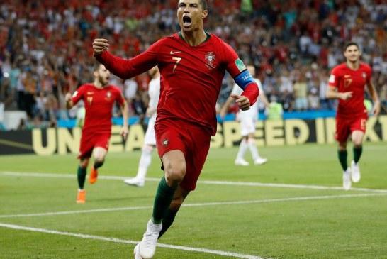 CM 2018: Portugalia – Spania 3-3, in primul soc al turneului final din Rusia (VIDEO)