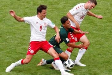 Fotbal – CM 2018: Danemarca – Australia 1-1