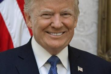 """Trump: """"Tara noastra o duce foarte bine"""" pentru ca """"in sfarsit punem America pe primul loc"""""""