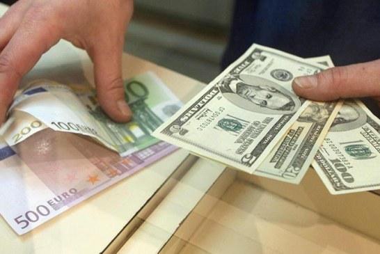 Euro la trei bani de 4,7 lei