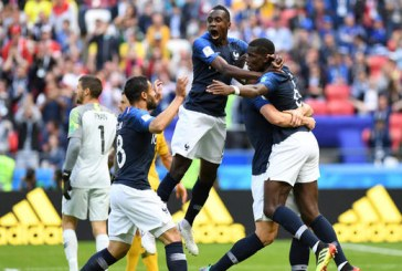 Fotbal – CM 2018: Franta, calificata in optimi, dupa o victorie chinuita cu Peru (1-0)