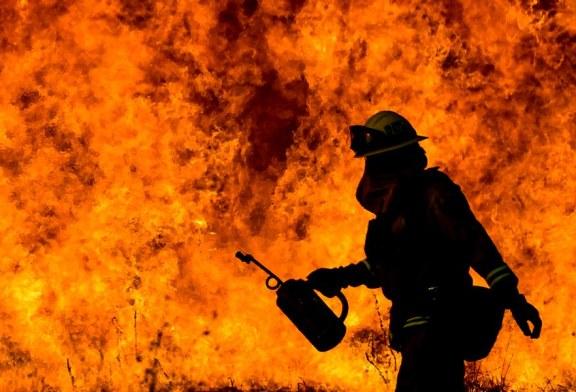 Umbla vorba… Experiment soc. Pompierii voluntari din Lapus au salvat de la incendiu piscina unui localnic