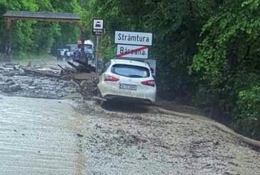 Pagube inundatii: Guvernul aloca inca 1,1 milioane lei judetului Maramures