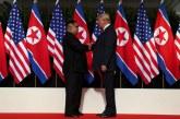 """Agentia de presa nord-coreeana: Kim Jong Un a primit o scrisoare """"excelenta"""" din partea lui Donald Trump"""