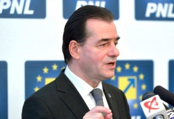 Orban: PNL va cere Birourilor permanente sa solicite asistenta Comisiei de la Venetia pentru legile Justitiei