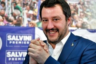 """Problema migrantilor: """"Ajunge"""" cu alegerile facute doar la Paris si Berlin, afirma Matteo Salvini"""