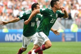 Fotbal – CM 2018: Mexicul invinge Coreea de Sud (2-1) si se califica in optimile de finala