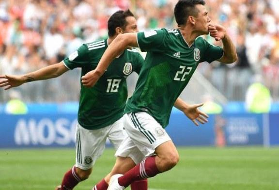 Fotbal – CM 2018: Campioana mondiala Germania, invinsa de Mexic cu 1-0