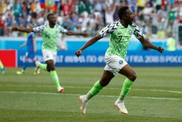 Fotbal – CM 2018: Nigeria, victorioasa in fata Islandei cu 2-0