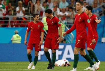 CM 2018: Portugalia, calificata in optimi, dupa 1-1 cu Iran (VIDEO)