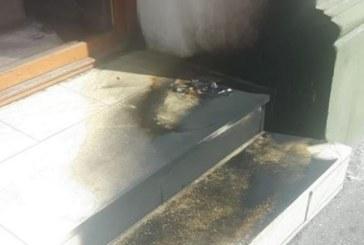 Sediul PSD Satu Mare, atacat cu sticle incendiare