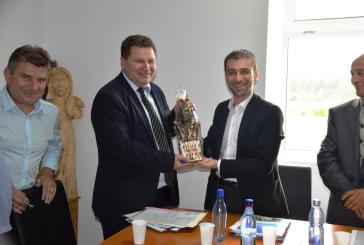 Peste 16 milioane a acordat MDRAP comunei Giulesti, pentru proiectul de canalizare ape menajere in Berbesti si Feresti
