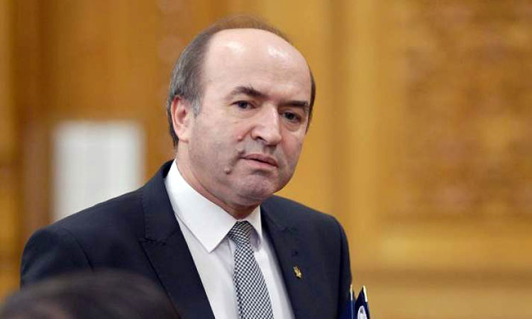 PSD i-a retras sprijinul politic lui Tudorel Toader. Nicolicea, propus in locul sau