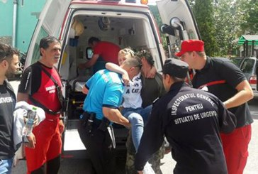 O tanara din Cluj-Napoca s-a accidentat in zona Cascadei Cailor