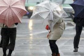 ANM: Informarea de vreme instabila la nivelul intregii tari, prelungita pana duminica seara