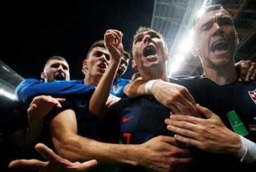 CM 2018: Croatia, calificata in premiera in finala Cupei Mondiale, dupa 2-1 cu Anglia (VIDEO)