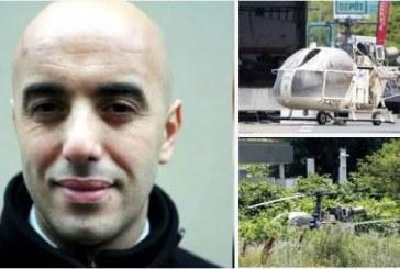 Franta: Evadare ca in filme, cu un elicopter, dintr-o inchisoare de langa Paris