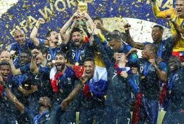 CM 2018: Franta, pentru a doua oara campioana mondiala, dupa 4-2 in finala cu Croatia (VIDEO)