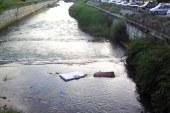 (VIDEO)Vocea baimareanului: Substante necunoscute ajung in raul Sasar de la o fabrica de paine din Baia Sprie