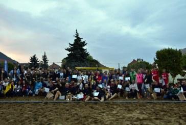 Baia Mare Beach Handbal Challenge si-a desemnat campioanele la turneul de amatori