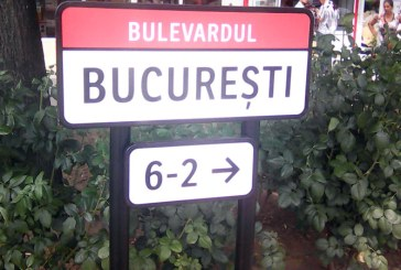 Din oras: Indicatoare stradale noi in Baia Mare (FOTO)