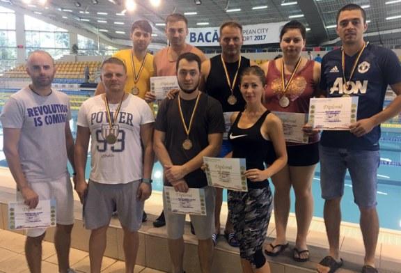 Opt maramureseni participa la Campionatul de Inot al MAI