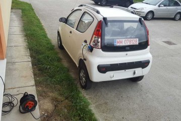 Made in Baia Mare. Aici se produc cele mai ieftine masini electrice si costa 13 mii euro