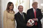 Donald Trump il invita pe Vladimir Putin la Washington