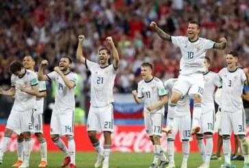 CM 2018: Rusia a eliminat Spania la loviturile de departajare (4-3) si s-a calificat in sferturi
