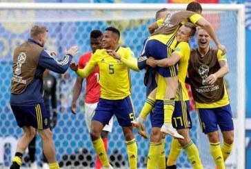 Fotbal – CM 2018: Suedia, in sferturile de finala, dupa 1-0 cu Elvetia (VIDEO)