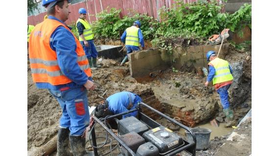 20 iulie - Ziua Lucratorului din serviciile publice de alimentare cu apa si de canalizare