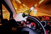 Basesti: A ajuns cu masina in sant dupa ce s-a urcat baut la volan