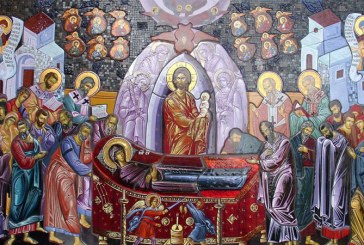 SARBATOARE 15 august – Adormirea Maicii Domnului