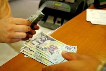 Castigul salarial mediu nominal net a urcat la 3.075 lei, in martie 2019
