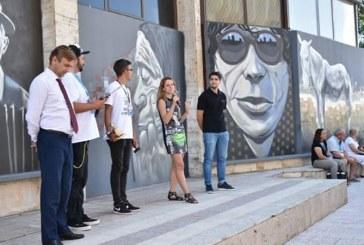 INEDIT: Casa Tineretului din Baia Mare are o noua fatada