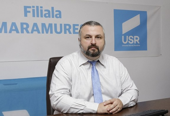 USR Maramures este tinta unor atacuri de dezinformare, scrie Dan Ivan, presedintele filialei judetene a partidului