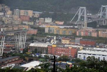 Firma care administra podul prabusit la Genova anunta ca va aloca 500 de milioane de euro pentru reconstructie
