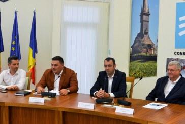 Proiectul noii legi a pensiilor a fost prezentat in Maramures de secretarul de stat